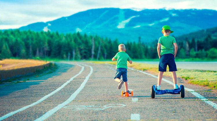 5 Best Hoverboards for Kids in 2022